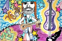 Willie Played Bass