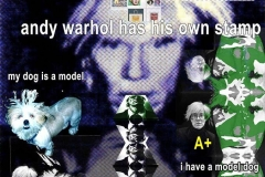 Andy Warhol Has His Own Stamp