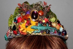 Lizard Queen Tiara