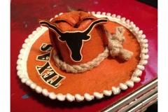Texas Longhorn Sombrereo