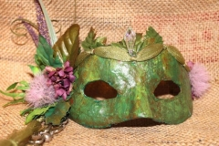High Society Swamp Mask
