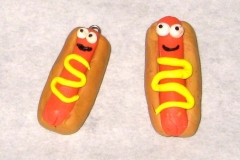 Clay Hot Dogs