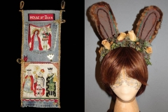 Woodland Rabbit Headband