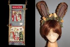 Woodland Rabbit Headband