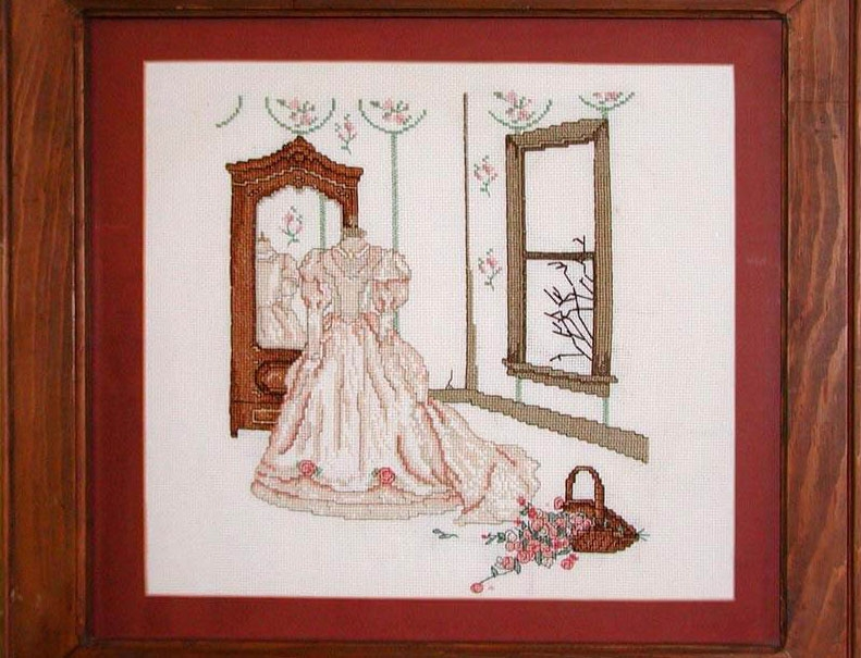 Wedding Crossstitch